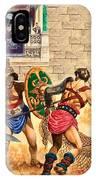 Gladiators IPhone Case