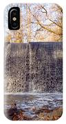 Gladwyne - Dove Lake Waterfall Panorama IPhone Case
