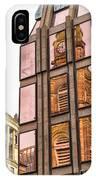 Glasgow St Georges Tron Parish Church IPhone Case