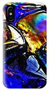 Glass Abstract 11 IPhone Case