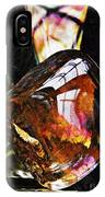Glass Abstract 315 IPhone Case