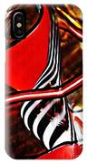 Glass Abstract 500 IPhone Case