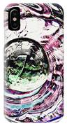 Glass Abstract 515 IPhone Case