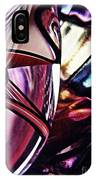 Glass Abstract 523 IPhone Case