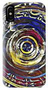 Glass Abstract 587 IPhone Case