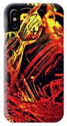 Glass Abstract 623 IPhone Case