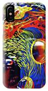 Glass Abstract 630 IPhone Case