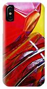 Glass Abstract 649 IPhone Case