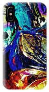 Glass Abstract 687 IPhone Case