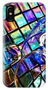 Glass Abstract 696 IPhone Case