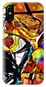 Glass Abstract IPhone Case