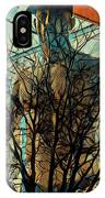 Glass And Branches  IPhone Case
