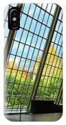 Glass Atrium Architecture IPhone Case