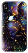 Glass Bubbles 2 IPhone Case