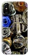 Glass Knobs IPhone Case