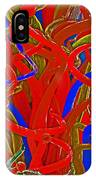 Glass Sculpture A-la Monet 2 IPhone Case