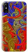 Glass Sculpture A-la Monet  IPhone Case