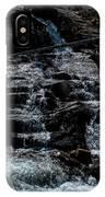 Glen Alpine Falls 8 IPhone Case
