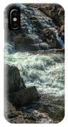 Glen Alpine Falls 9 IPhone Case