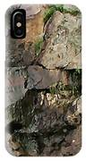 Glen Falls Abstract IPhone Case