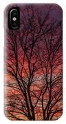 Glen Iris Sunrise IPhone Case