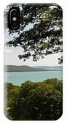 Glen Lake Overlook IPhone Case