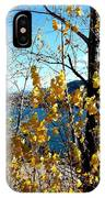 Glimpse Of Kalamalka Lake IPhone Case