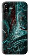 Glitter In The Night IPhone Case