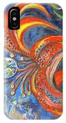 Global Lily IPhone Case