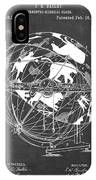 Globe For Astrologers IPhone Case