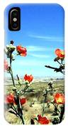 Globe Mallows IPhone Case