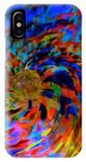 Globe Nebula IPhone Case