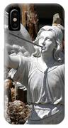 Gloria In Excelsis Deo IPhone Case