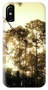 Glorious Dawn IPhone Case