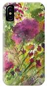 Glorious Flowers IPhone Case