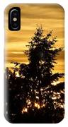 Glorious Guildford Sunset IPhone Case