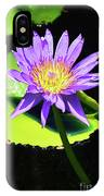 Glorious Lily IPhone Case