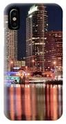 Glorious Tampa Bay Florida IPhone Case