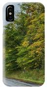 Glory Of The Trees IPhone Case