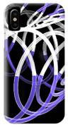 Glow Stix IPhone Case