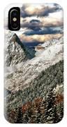 Gnadenwald In Autumn IPhone Case