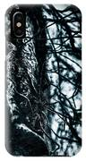 Gnarled Vines Surround A Tree IPhone Case