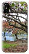 Gnarly Trees Of South Hilo Bay - Hawaii IPhone Case