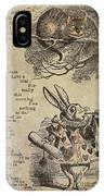 Go Ask Alice IPhone X Case