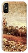 Goatherd IPhone Case