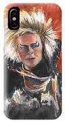 Goblin King At His Best IPhone Case