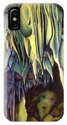Goddes Of Carlsbad Caverns IPhone Case