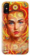 Goddess 224 IPhone Case