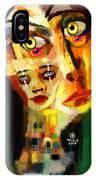 Goddess With Many Faces 671 IPhone Case