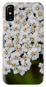 Gods Bridal Bouquet IPhone Case